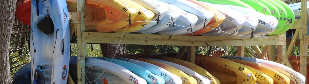 kayaks werner boyce salt springs state park paddling adventures pasco county Florida State Parks